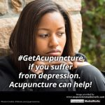 Study: Treating Depression with Acupuncture