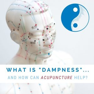 Dampness Acupuncture Chinese Medicine